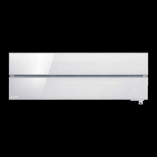product ln inverter pearl white front Хиперинверторен стенен климатик Mitsubishi Electric MSZ-LN35VGW/MUZ-LN35VG -